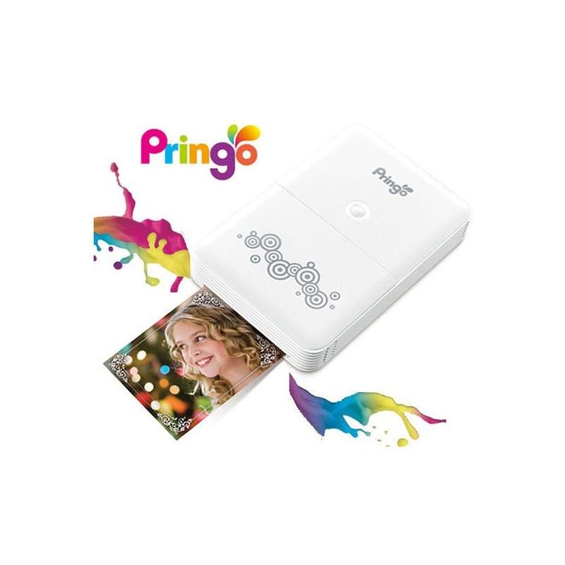 Impresora foto de bolsillo Pringo