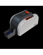 Impresora HiTi para imprimir tarjetas plásticas