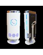 Système de traitement de l'air anti-Covid19 - Beewair