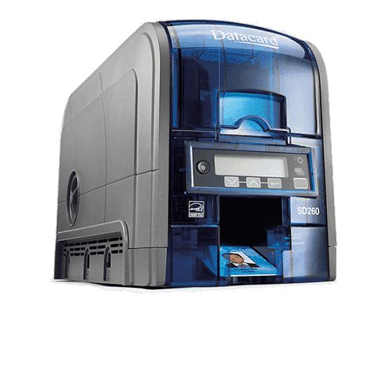 Impresora Datacard